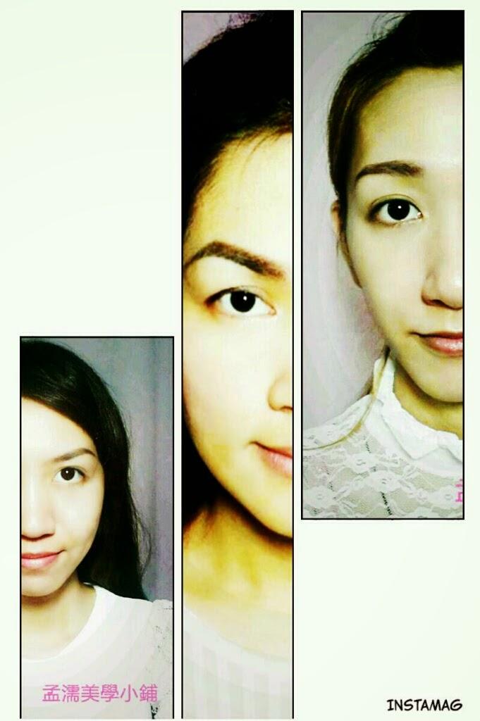 眉毛如何修飾臉型